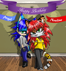 Happy Birthday 2017 by SuperSonic3