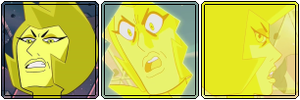 [ page decor #1: yellow diamond ] by essence-of-saltyness
