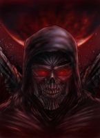 Samael, The Angel of Death by fromthedead