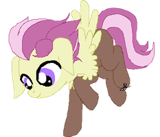 Fluttercord Foal by AnglaFireFlare