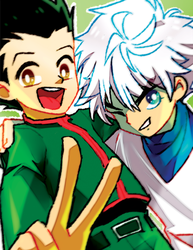 my two favorite boys by Art-on-a-Stick