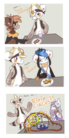 All kinds of Eggs (DTA ENTRY) by RascalWabbit
