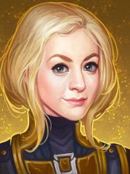 Emily Kinney by Soleilloo