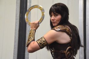 Xena Warrior Princess Cosplay at Memorabilia 2012 by masimage
