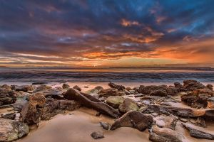 Mollymook Dawn 7 by TarJakArt