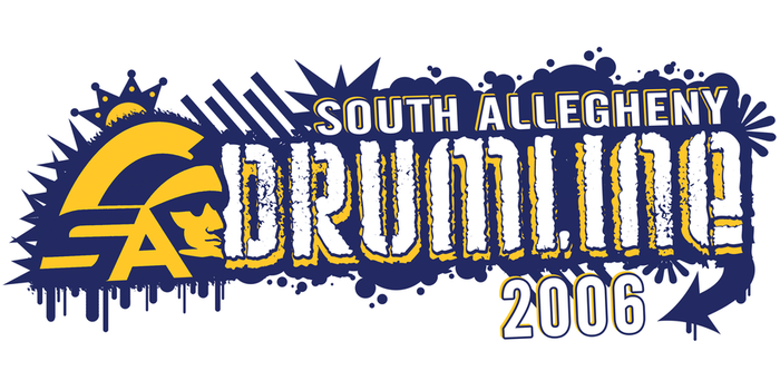 Unused Drumline Shirt by jsandmeyer
