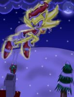 The REAL Santa::Super Sonic:: by footman