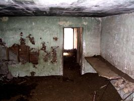 Abandoned Hotz Building 5 by Falln-Stock
