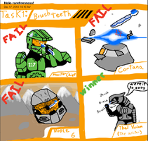 Halo RANDOMNESS by thespexguy