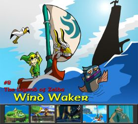 RM Jingle Jangle Countdown: LOZ Wind Waker by Derede