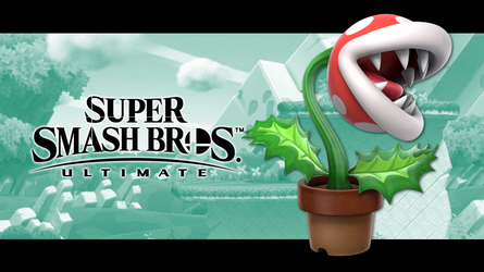 70. Piranha Plant by Kirby-Force