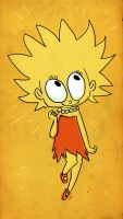 Lisa Simpson by zoemoss