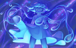 water (steven universe) by chereverie