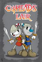 Cuphead's Lair-Player Two by Piddies0709