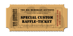 Memorian Raffle Ticket for a special custom by CalyArt