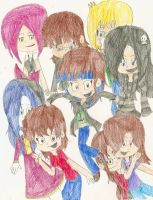 Girls love to have fun by Foolscap-Fan