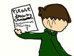 Eddsworld ''Feel free to draw my characters'' Icon by TomTord-Trash