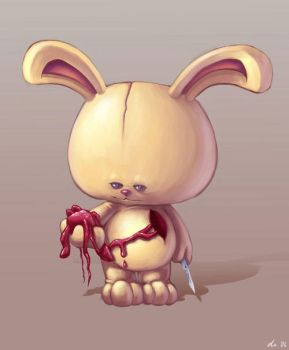 .:sad bunny:. by DanielaUhlig