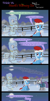 Trixie Vs. Hearth's Warming Eve: Year 6 (Part 4) by Evil-DeC0Y