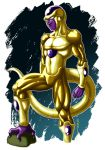 Golden Frieza by Serpentkingsaul2