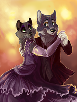 A Dance For Two by ThayRustback