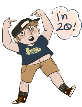 20!! by Jacked-Sherbert