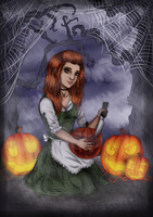 .:Secret Halloween 2015:. by Shiroi98