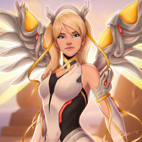 Saving Light (Mercy) by Thursday-Rose