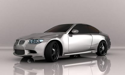 BMW M3 Concept by zbyg