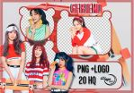 GFRIEND PNG #25 {Sunny Summer} by YUYO8812