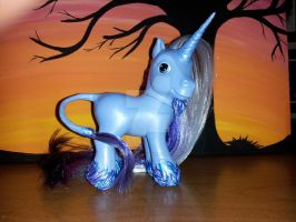 My Little Pony G3 Male Unicorn Custom by MikeysGrrrl