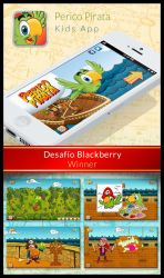 Perico Pirata (Storybook for children) by demm9000