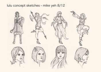 ffx lulu concept art redesign by ultramike82