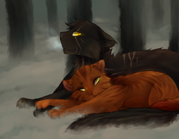 Coal And Russet - Mate assignment 1 ! by blacket