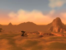 The Barrens by Prizma832