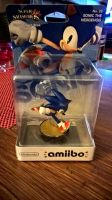 Sonic Amiibo by Sythnet