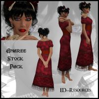 Amaree Stock Pack by ED-resources