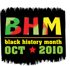 Black History Month Logo by mapgie