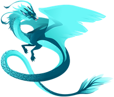 Tanon119 Dragon Commission by iPhysik