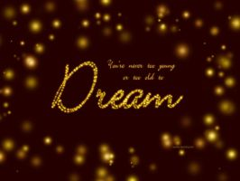 Dream by Textuts