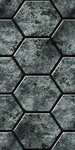 Hexagonal Metal Wall Remake by Hoover1979
