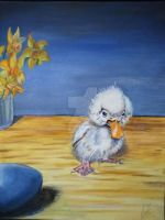 Duck by Tony-Lewis-artwork