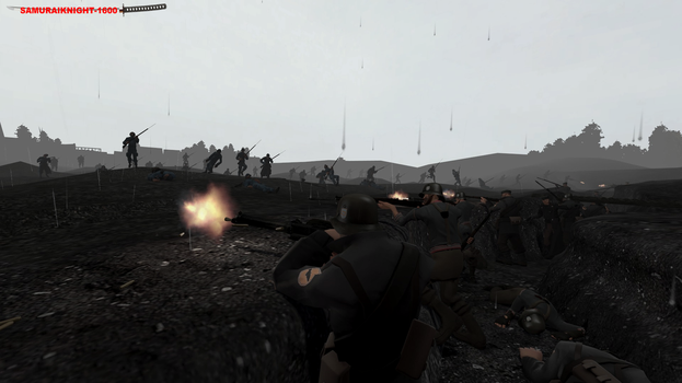 Verdun. hell on earth by Samuraiknight-1600
