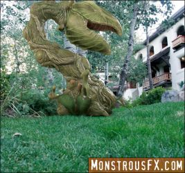 Carnivorous Plant Monster Ready for Vore by monstrousFX