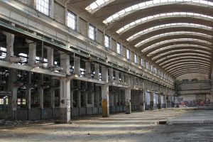Industrial decay Stock 61 by Malleni-Stock