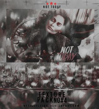 Texture Pack#4 - Not Today by Zyleigh