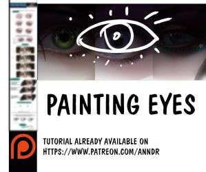 Painting EYES tutorial by anndr