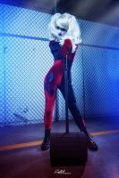 Harley Quinn by TheRealLittleMermaid