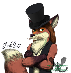 Fox Joe - (Tablet trial) by JoeltheSwedishDragon