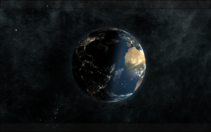 Tribute to the planet by BryanDesign